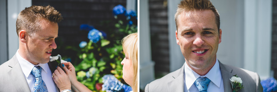 arch cape oregon wedding groom portraits