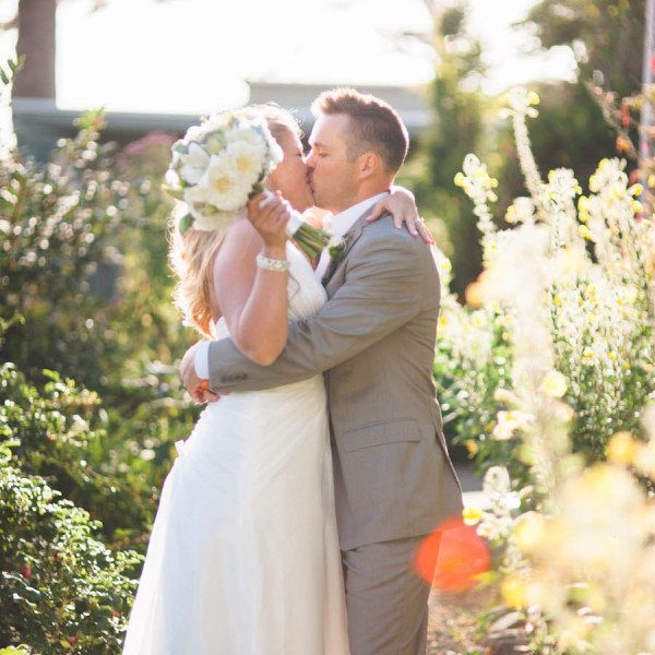Carrie and Geoff - Oregon Coast Wedding
