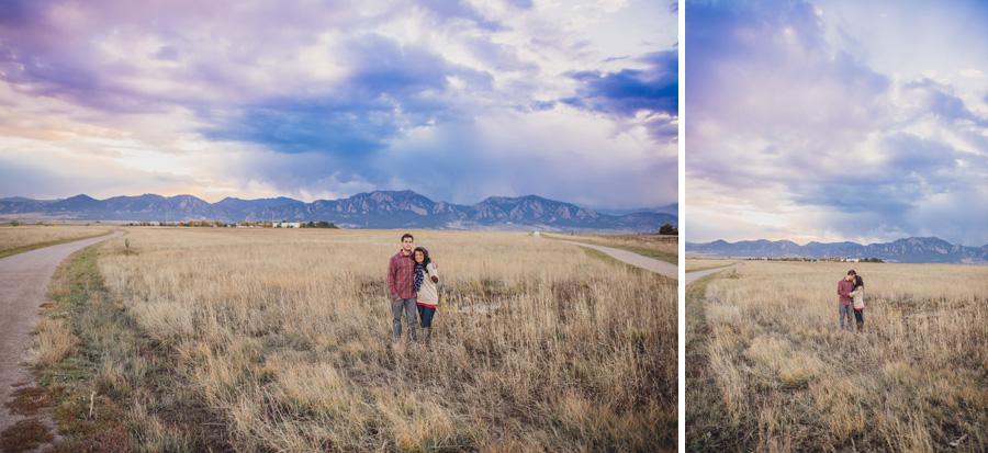 epic boulder colorado engagement photos