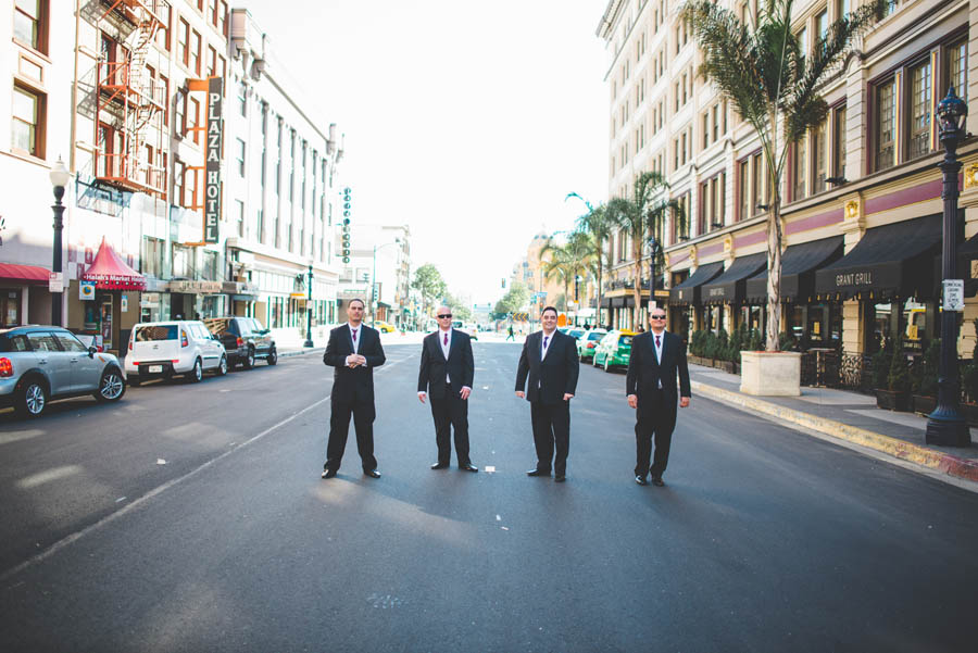 downtown san diego wedding photographer