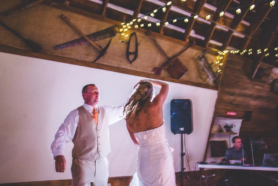 d-barn first dance