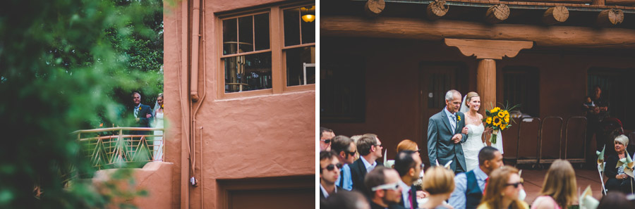 red rocks trading post wedding