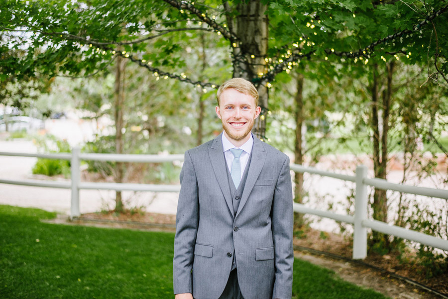 Boulder Colorado Groom Portrait
