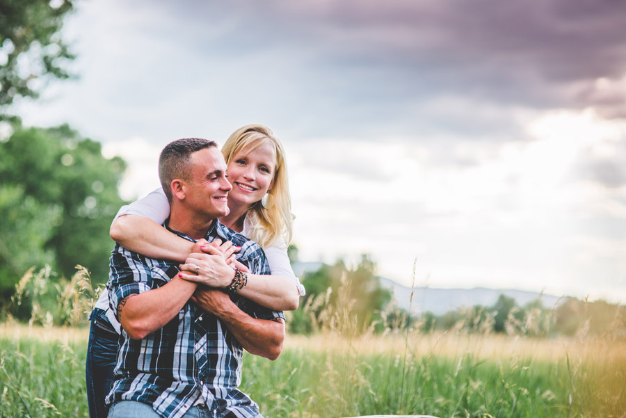 Engagement Photographer in Colorado