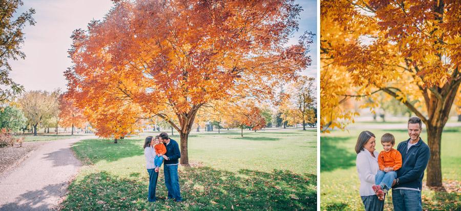City Park Denver family photos