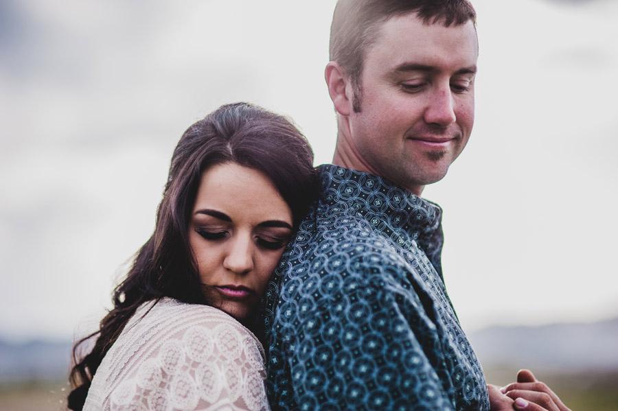 Engagement photos in Colorado