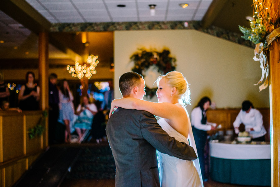first dance at christies of genesee