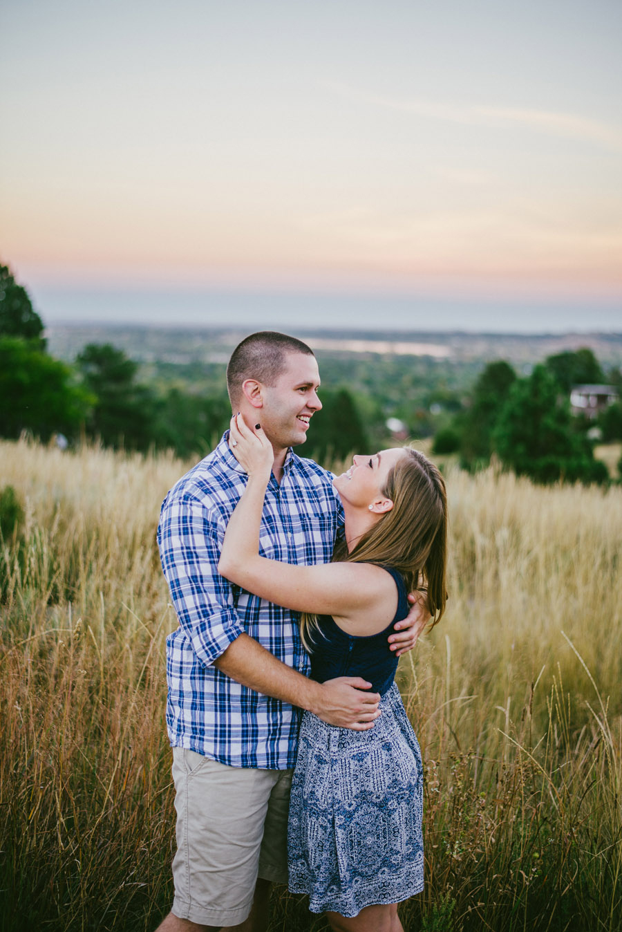 boulder engagement photography