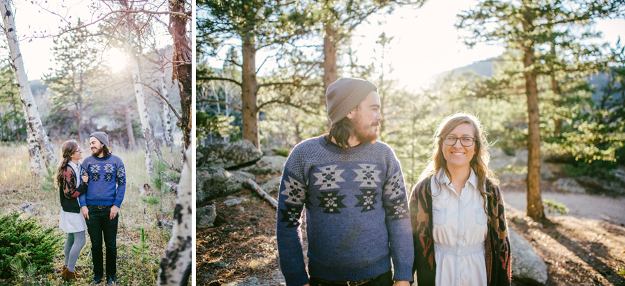 Hermit Park Engagement Photos