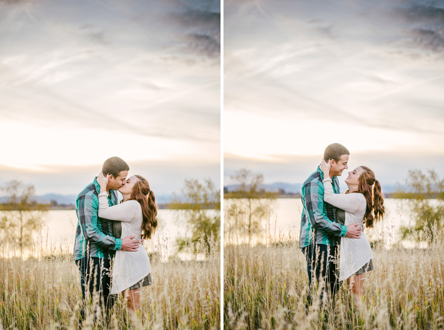 Aurora Engagement Photographer
