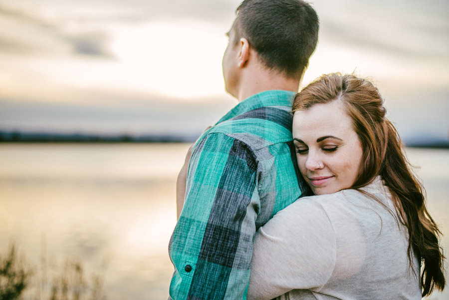 Cherry Creek State Park Engagement Photographer