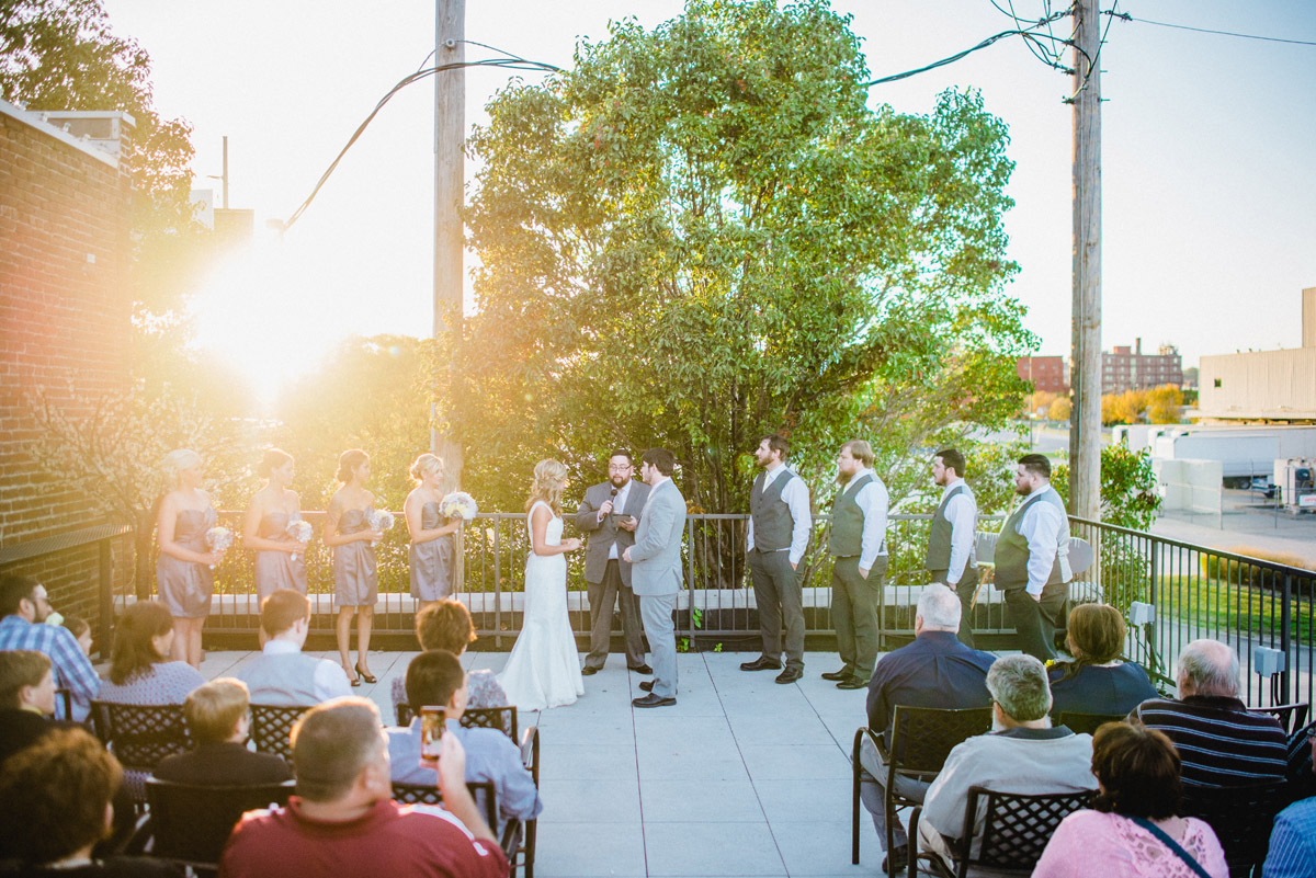 old mattress factory omaha wedding venue