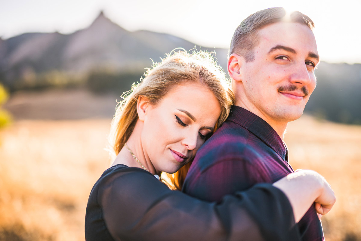 Boulder Engagement Photographer