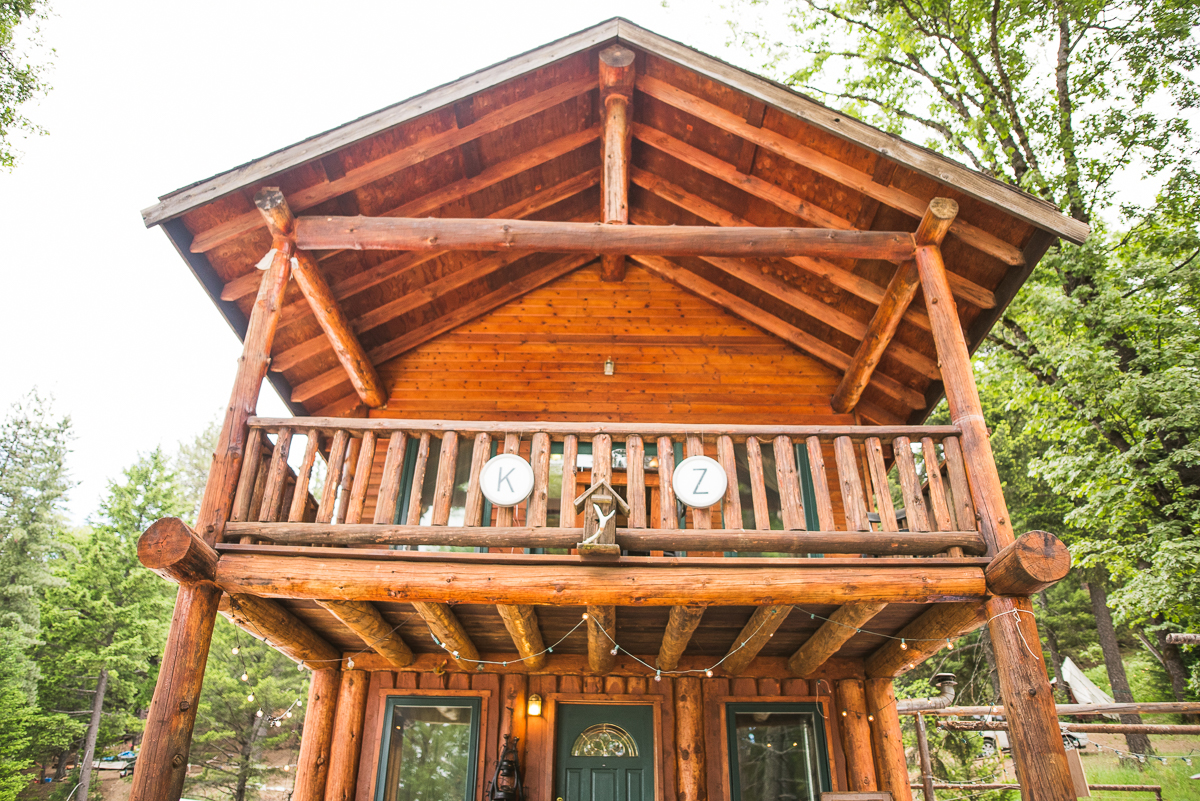 Wedding Cabin at precious Forest