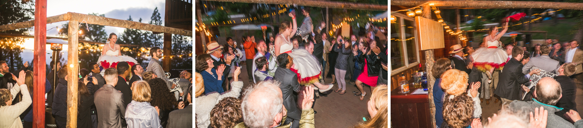 jewish wedding dances in mendocino