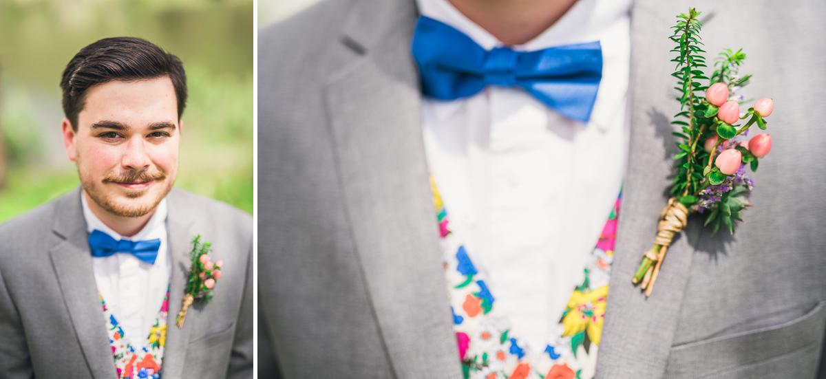 vintage wedding vest