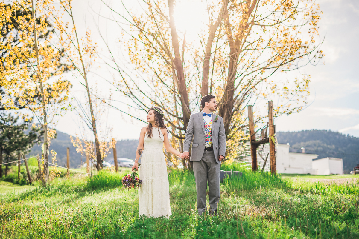 colorado cherry company wedding photos