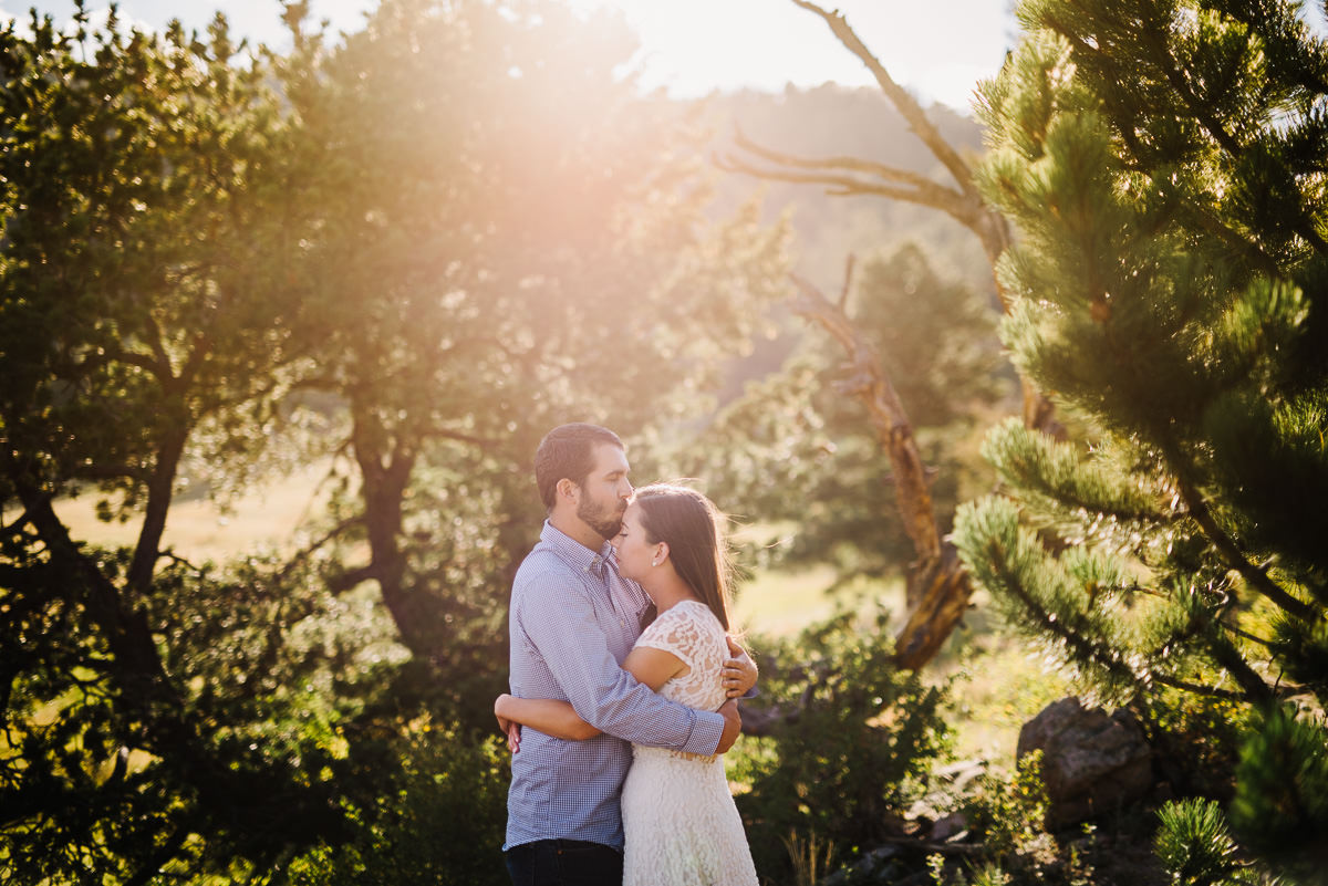 hermit park engagement photography