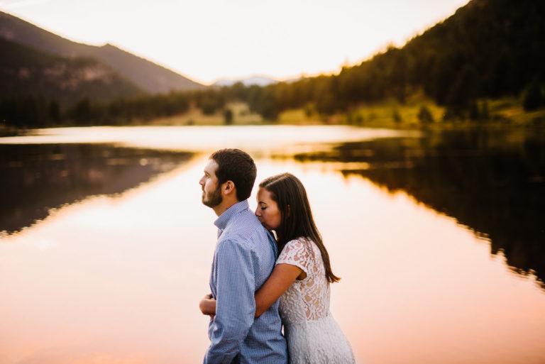 Estes Park Engagement Photographer