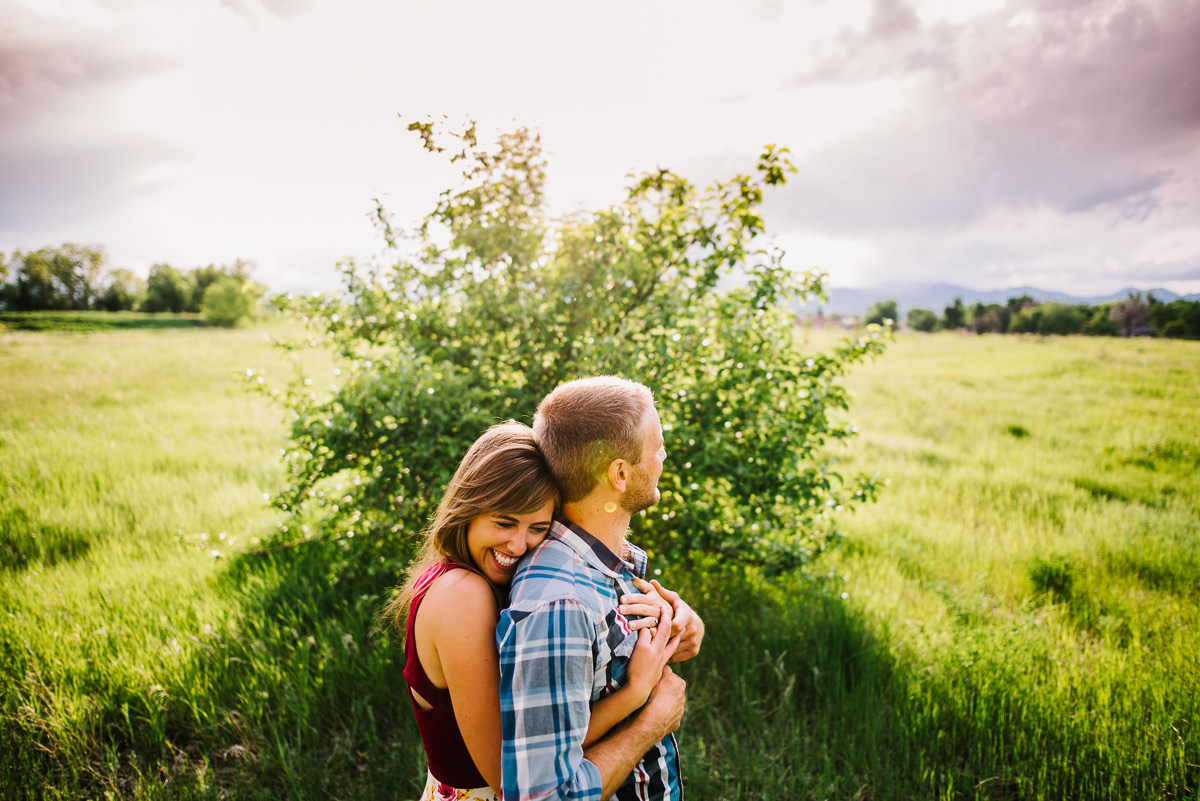 wheat ridge engagement photography
