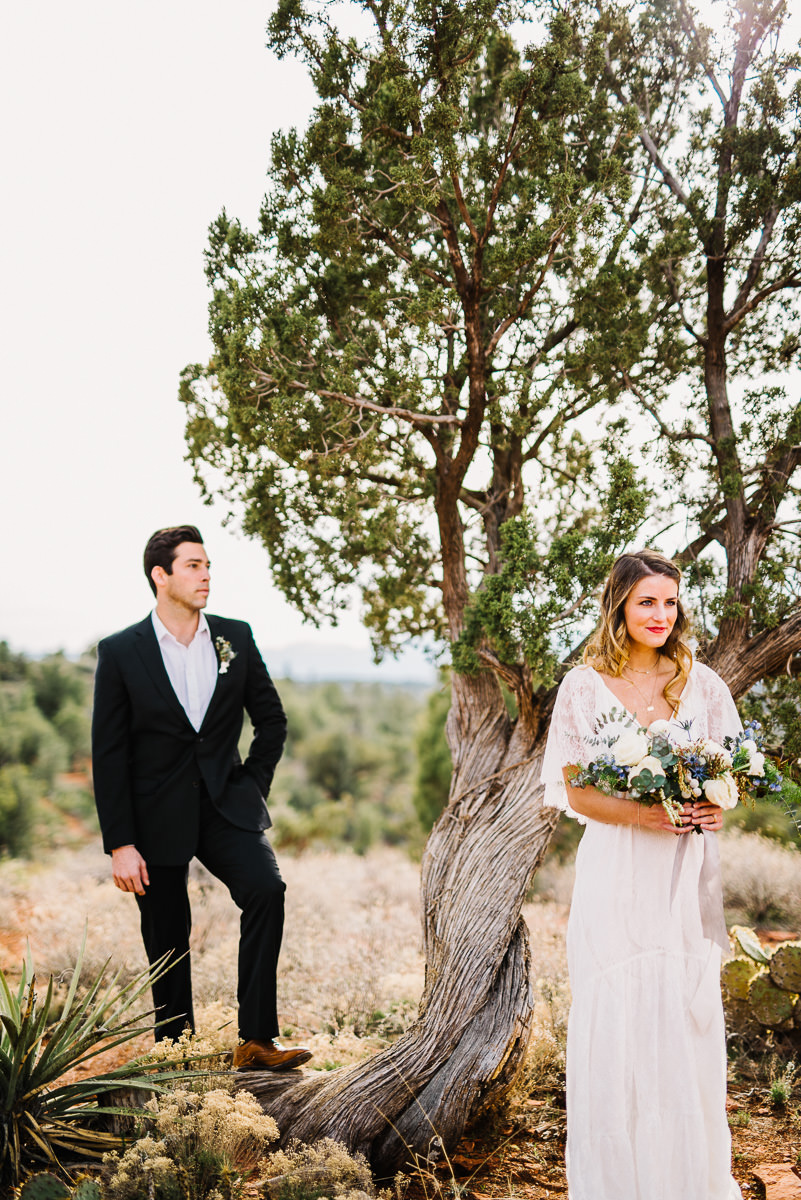 Wedding Photographer in Sedona