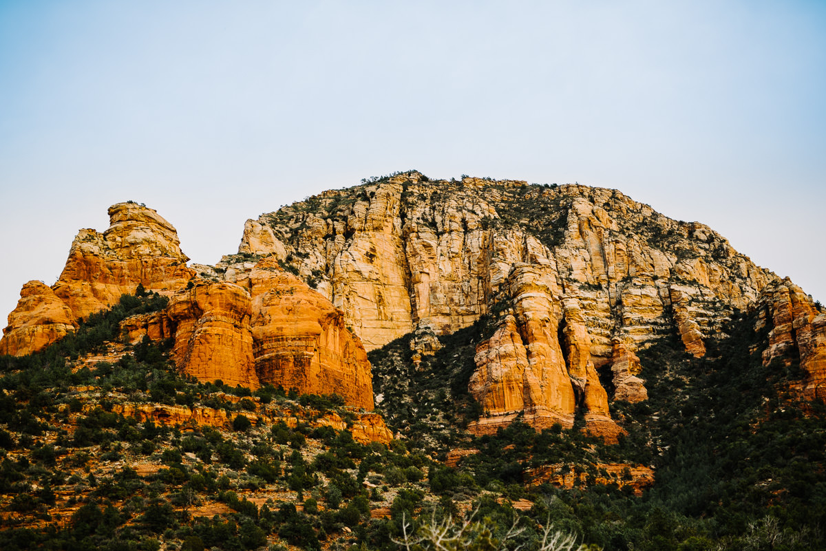 sedona landscape photo