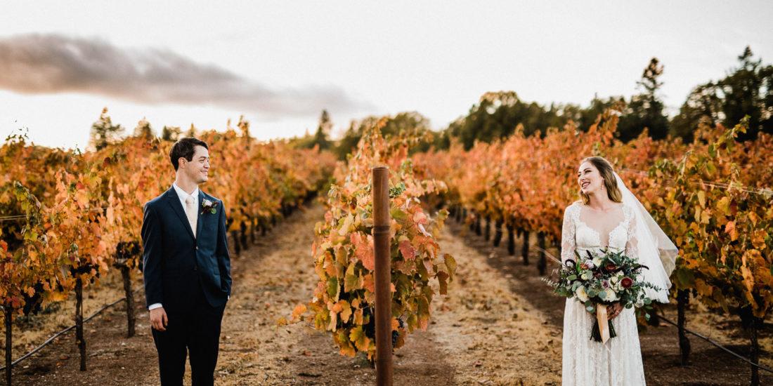 Boatique Winery Wedding
