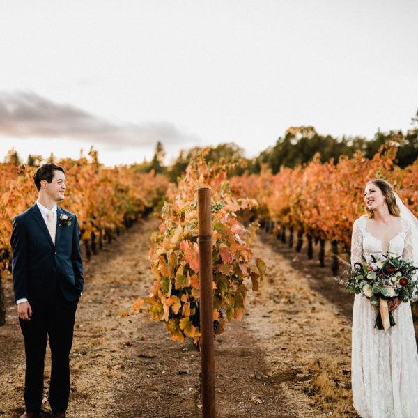 Boatique Winery Wedding