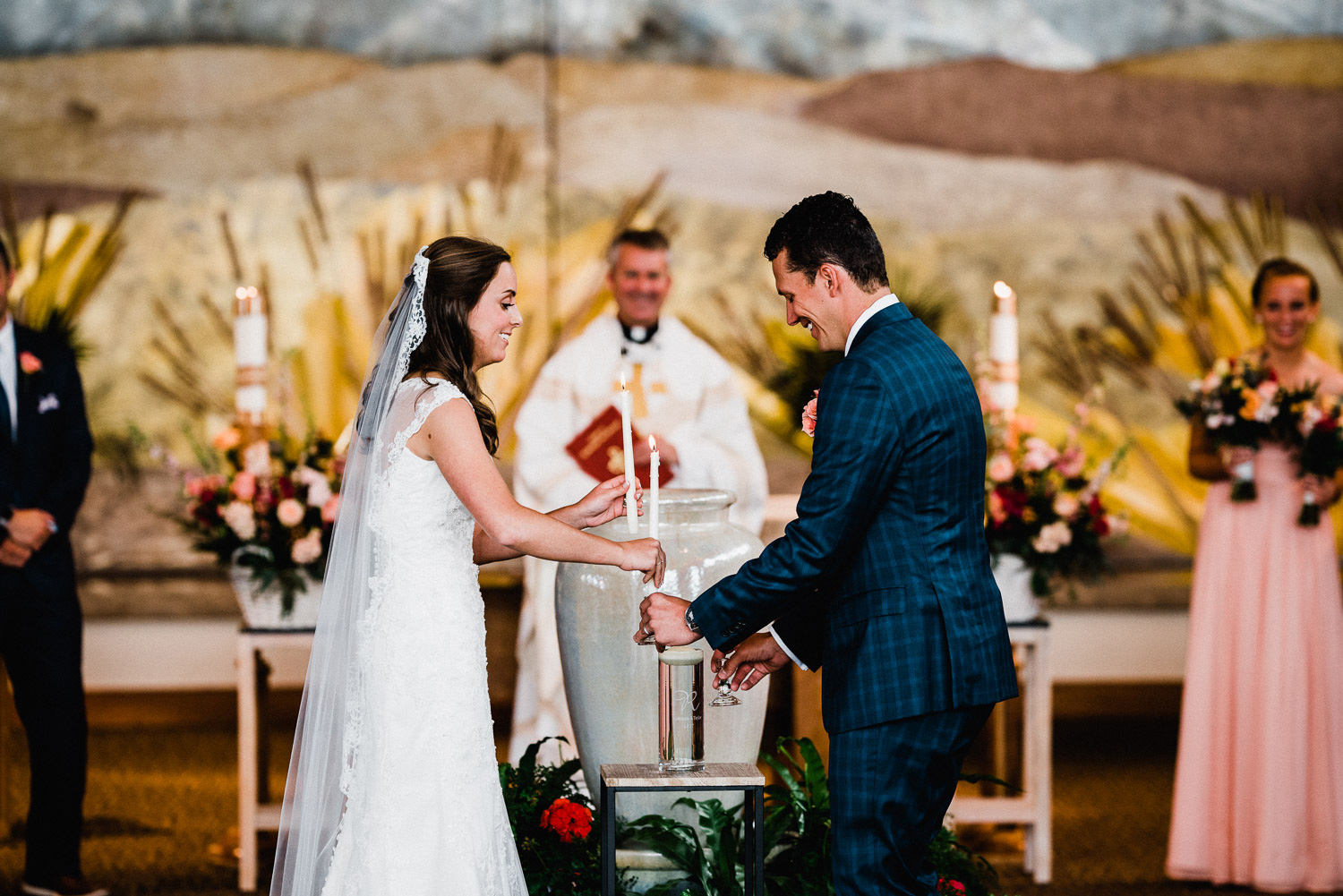 Regis University Wedding Denver