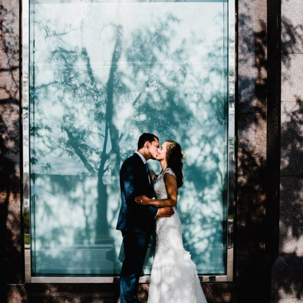 Makenzie & Taylor - History Colorado Wedding