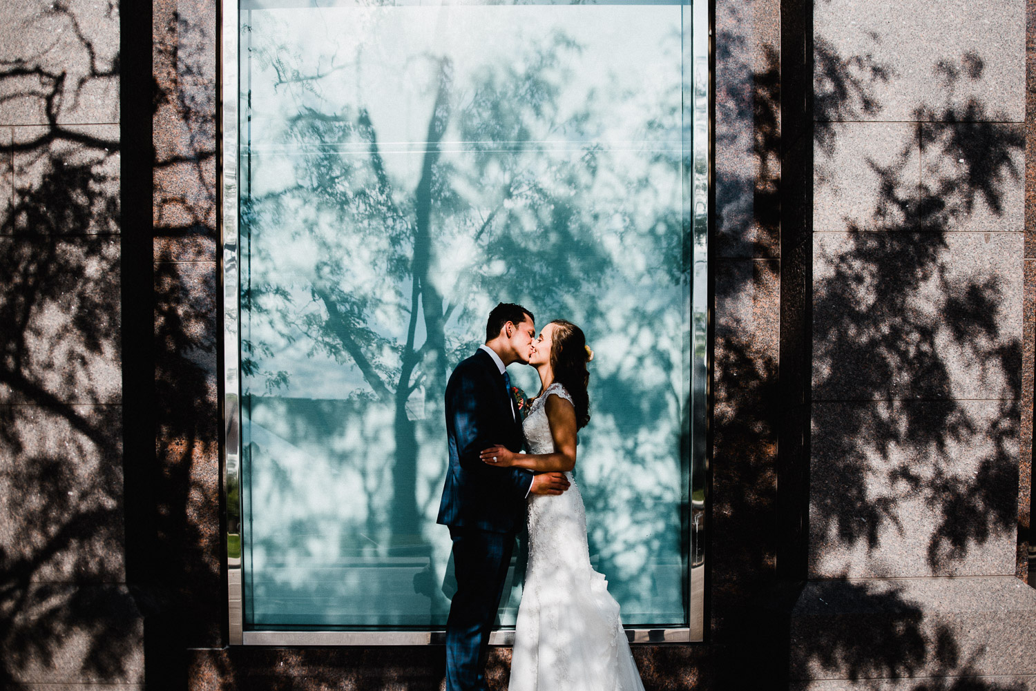 History Colorado Wedding