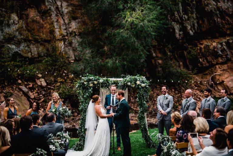 Lyons River Bend Wedding