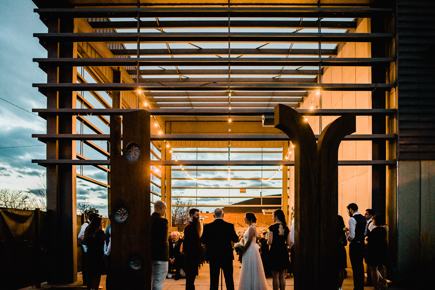 space gallery denver wedding venue