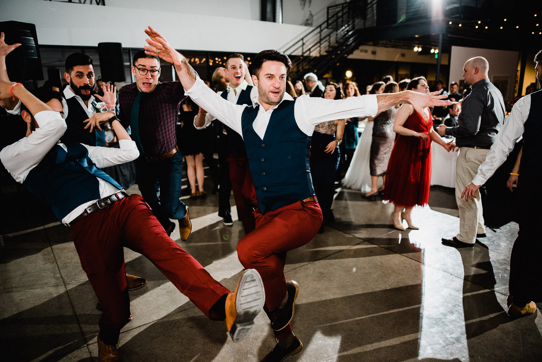 space gallery denver wedding reception