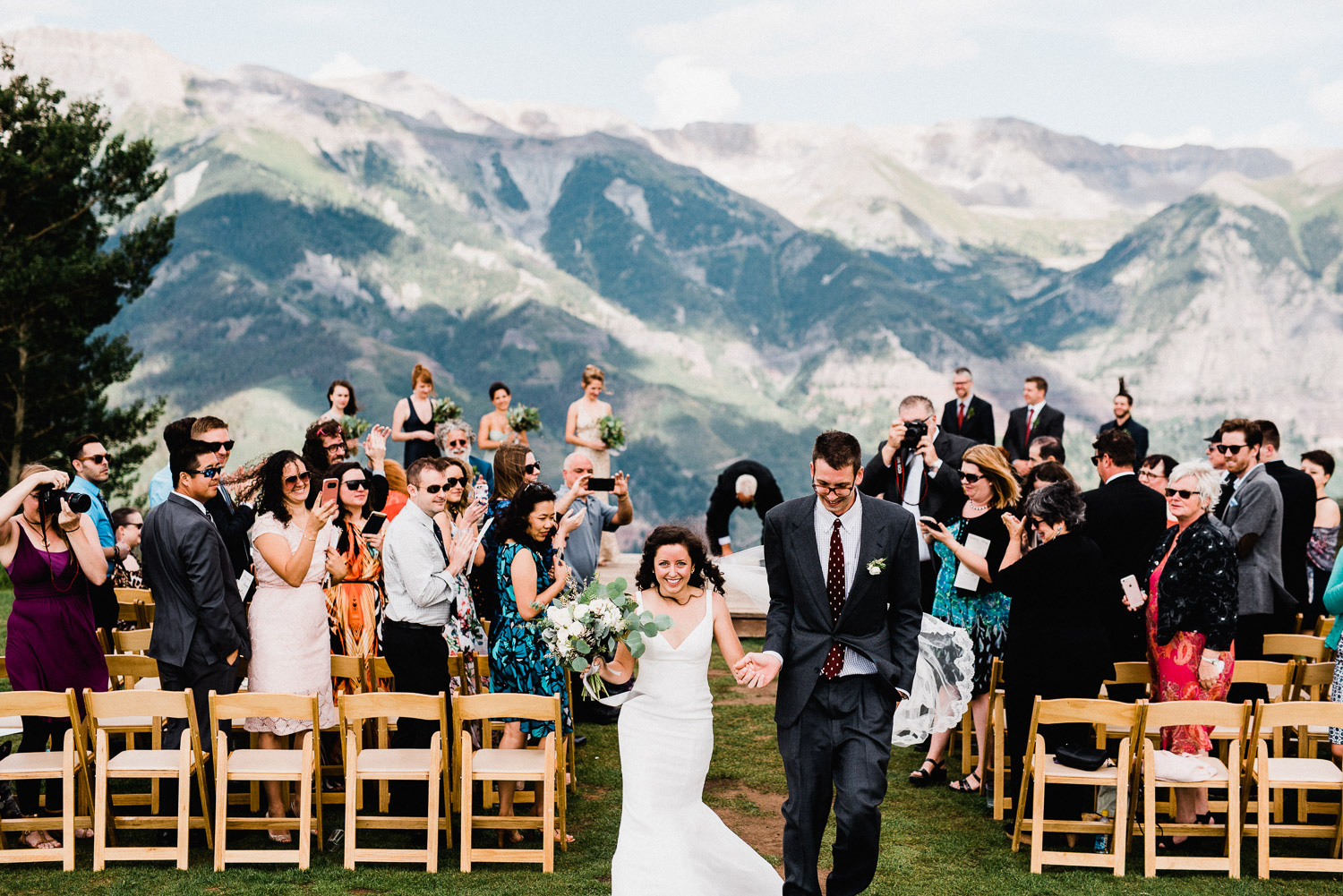 telluride colorado wedding photography