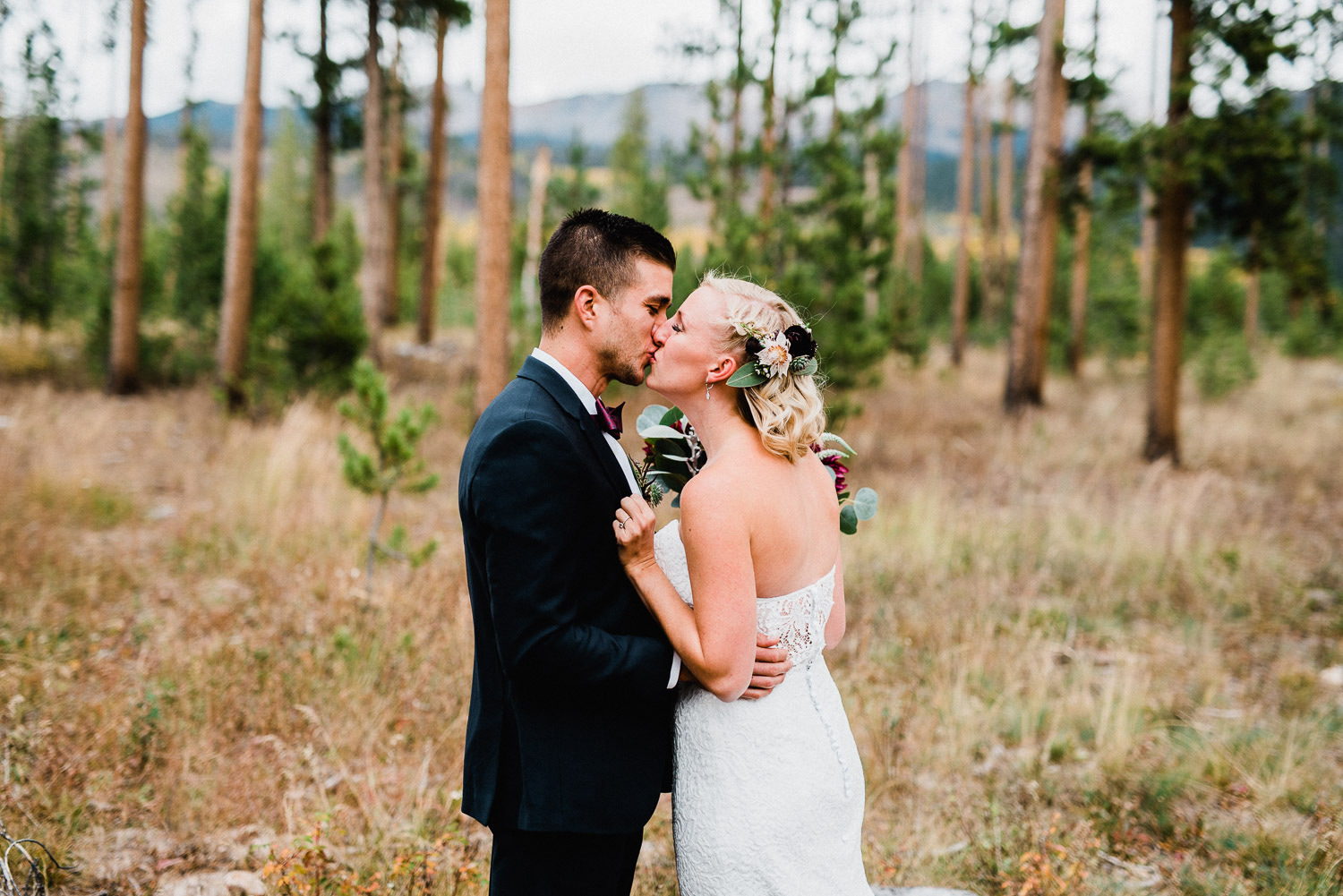 devil's thumb ranch wedding photos