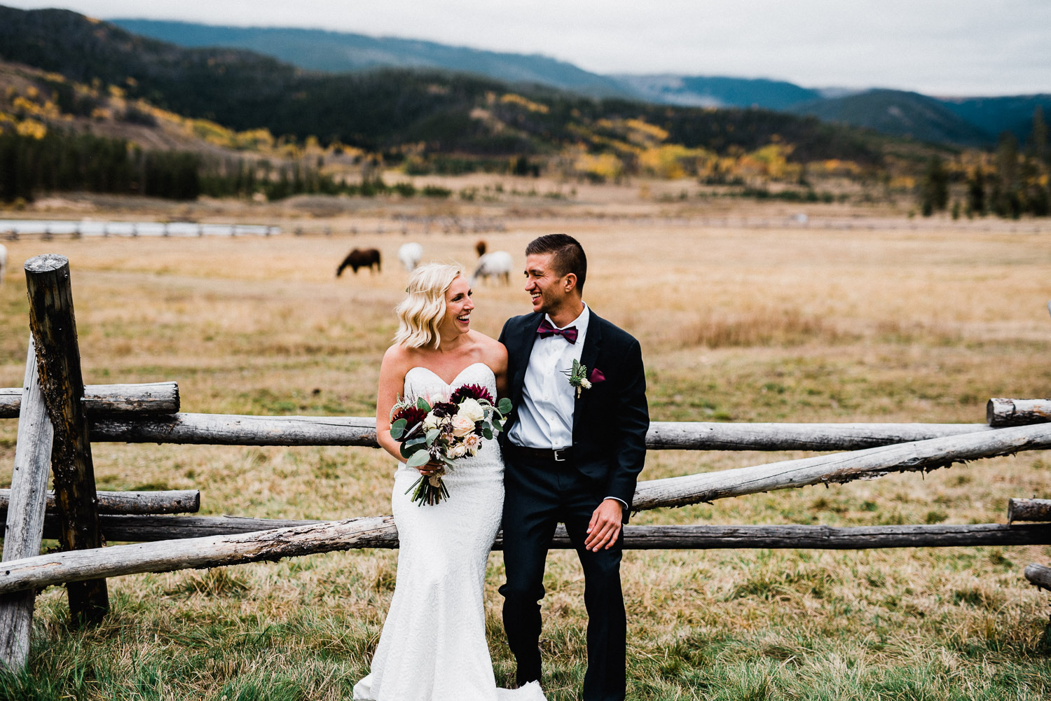 devil's thumb ranch wedding photographer