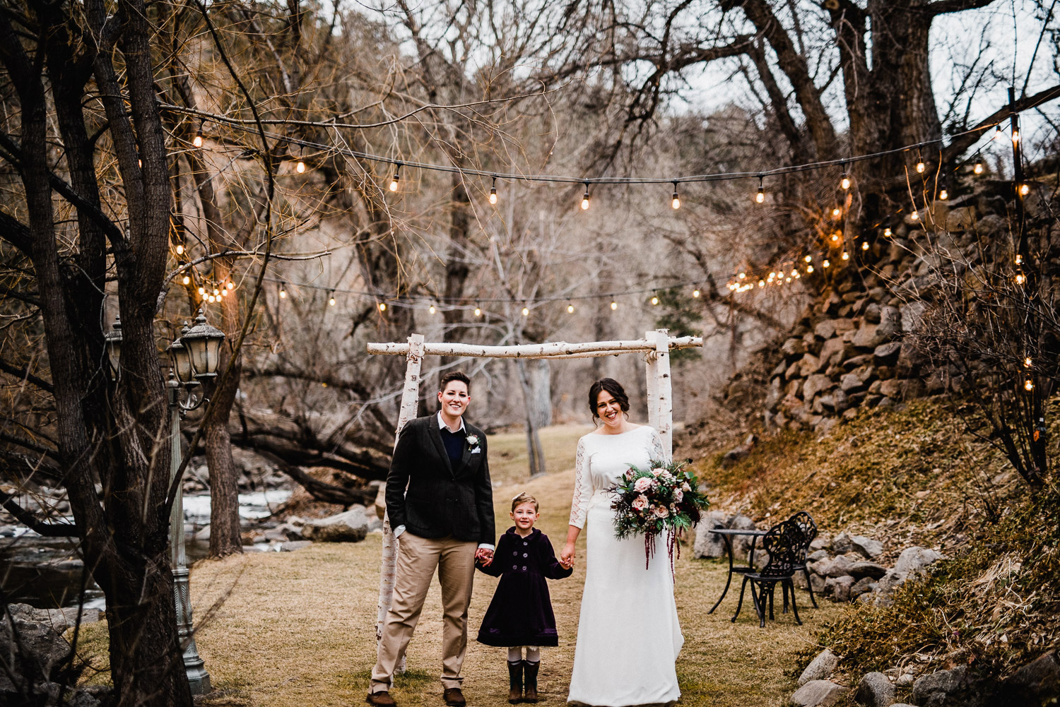 wedgewood boulder creek wedding photographer