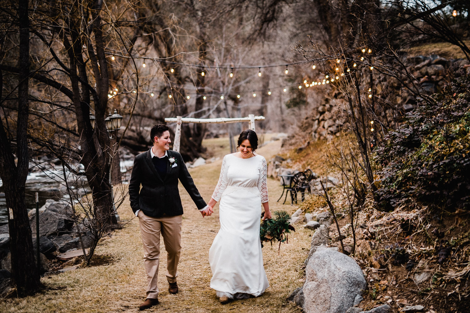 Wedgewood Boulder Creek wedding photos