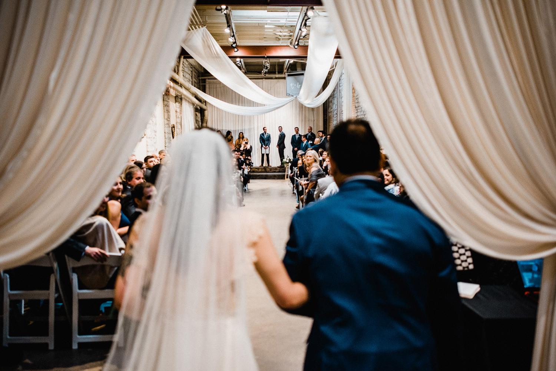 water street studios wedding